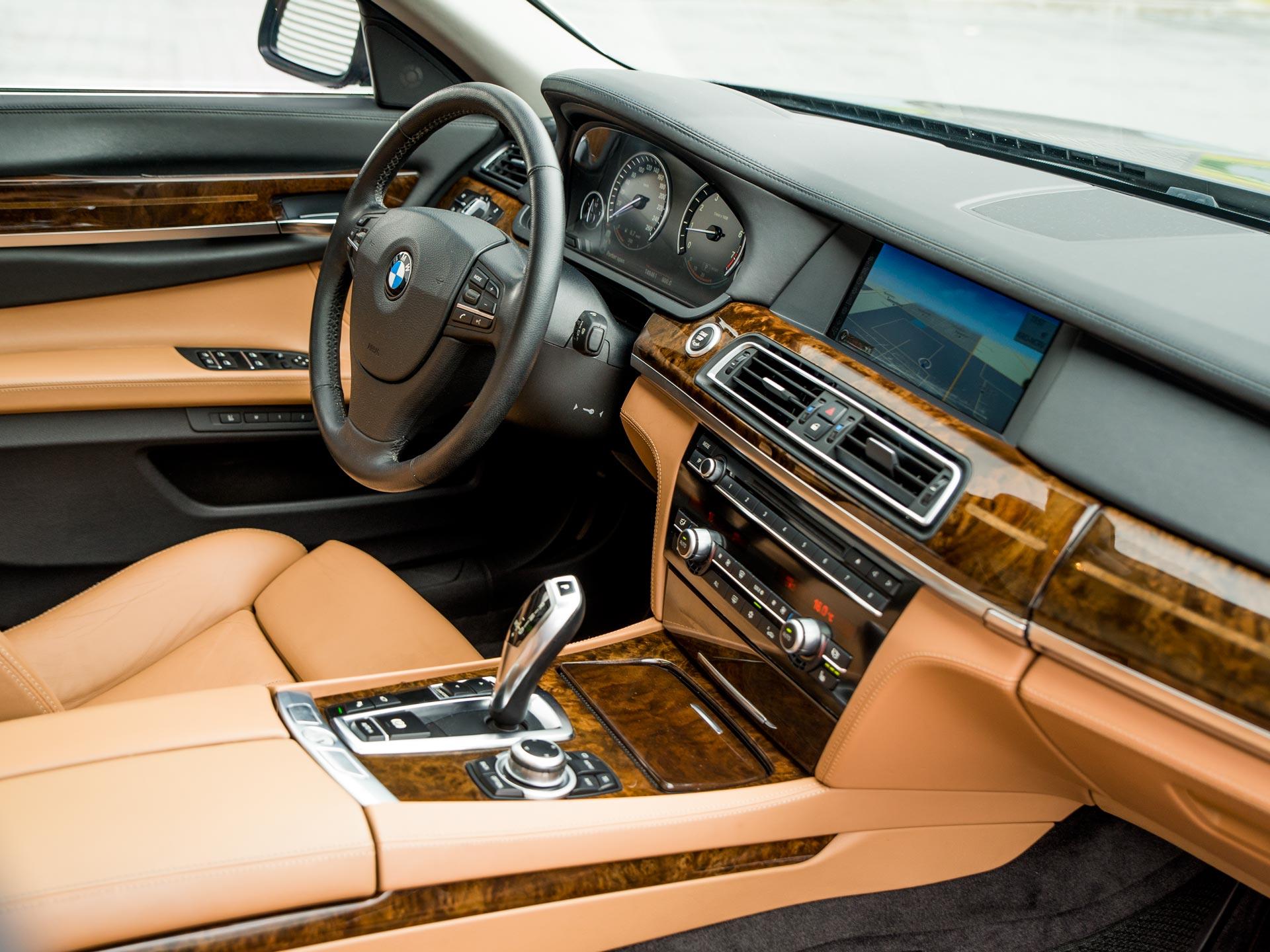 Tweedehands BMW 7 Serie 760i occasion
