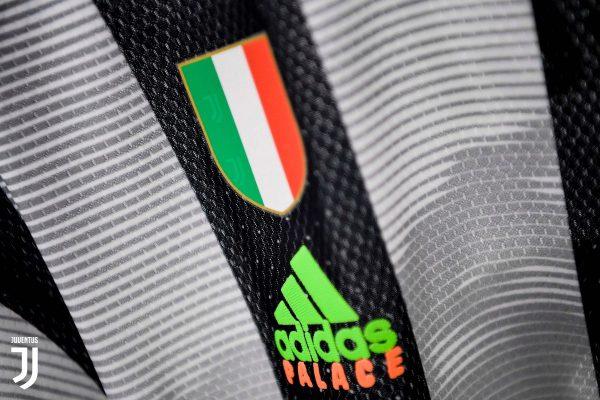 juventus, ronaldo, de ligt, Palace Skateboards x Adidas shirt