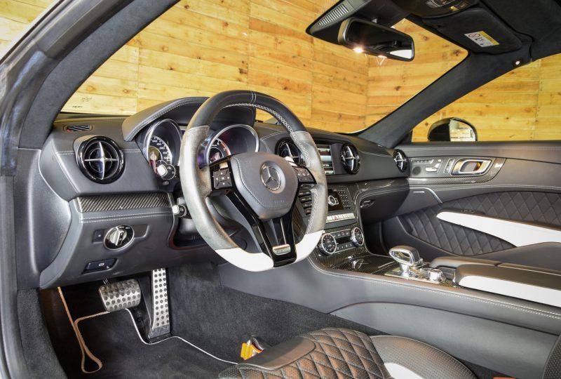 Tweedehands Mercedes-Benz SL 63 AMG occasion