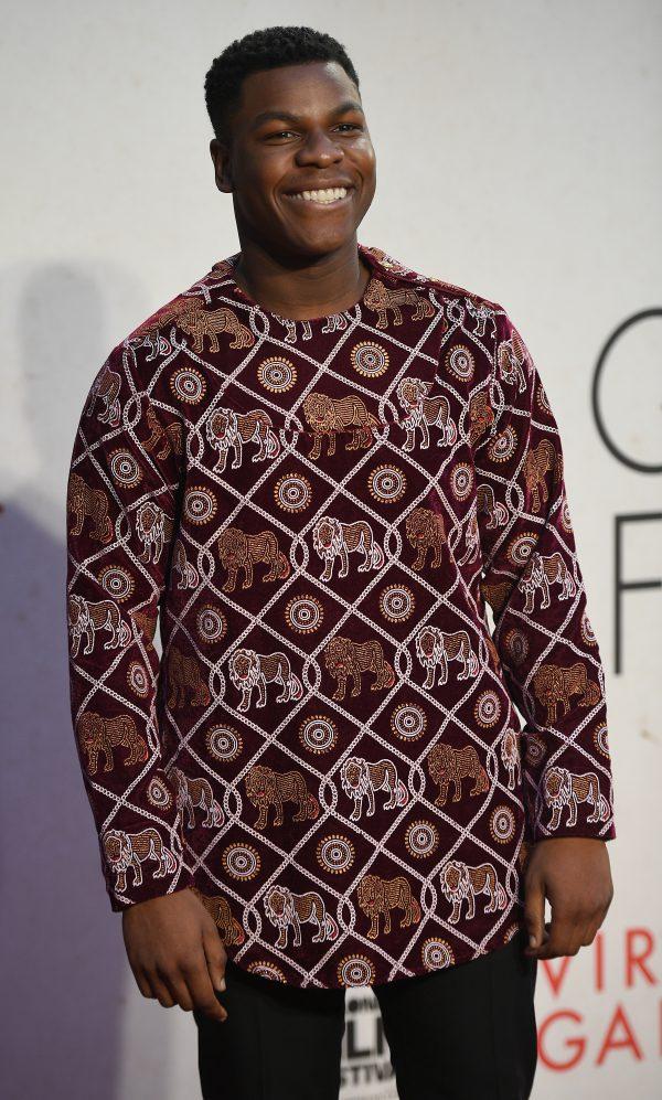 John Boyega, finn, star wars, looks, mode, fashion