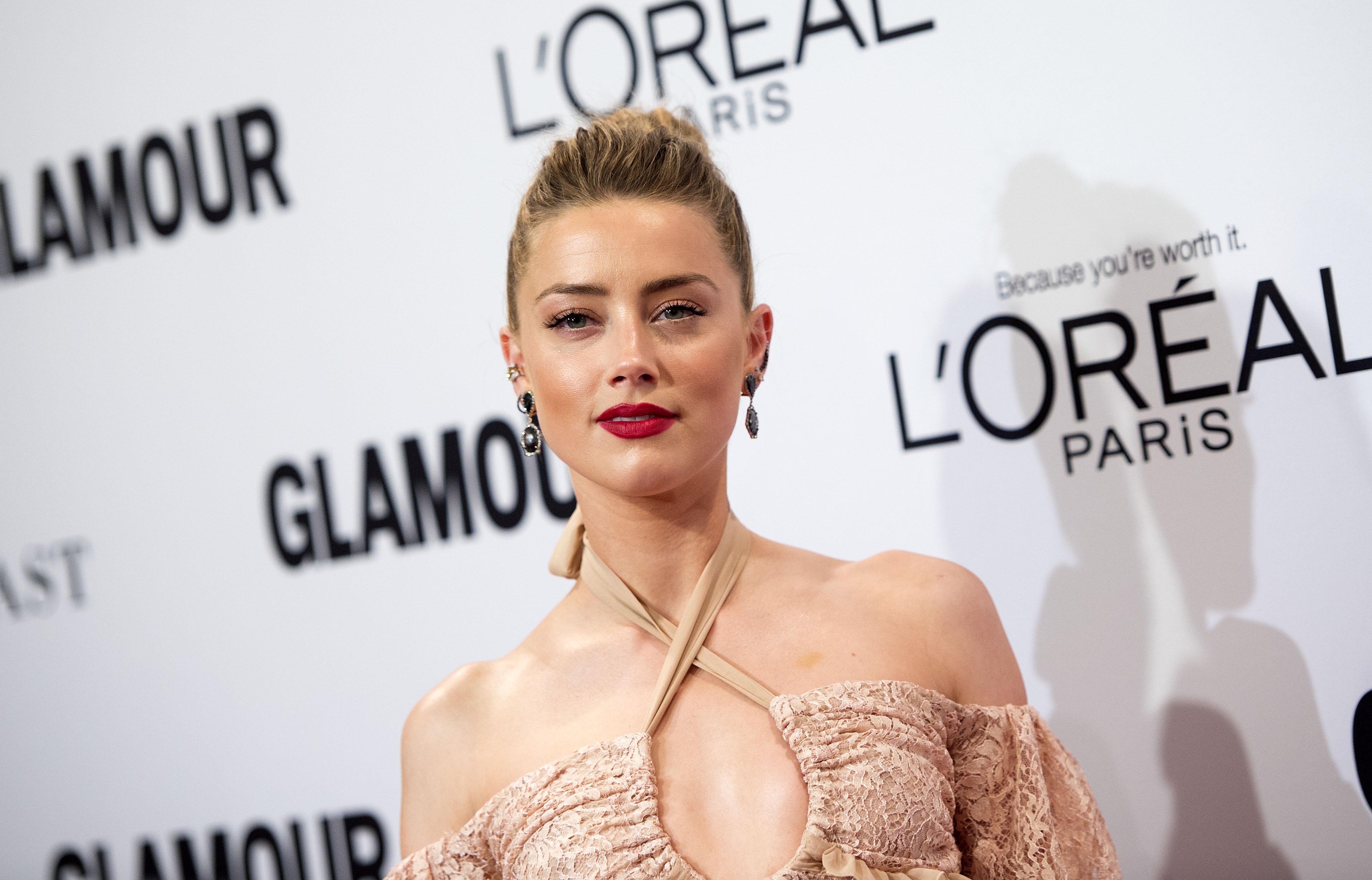 Mooiste vrouwen wetenschap Amber Heard