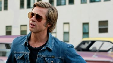 Cliff Booth, brad pitt, wrangler, spijkerjas, once upon a time in hollywood, look