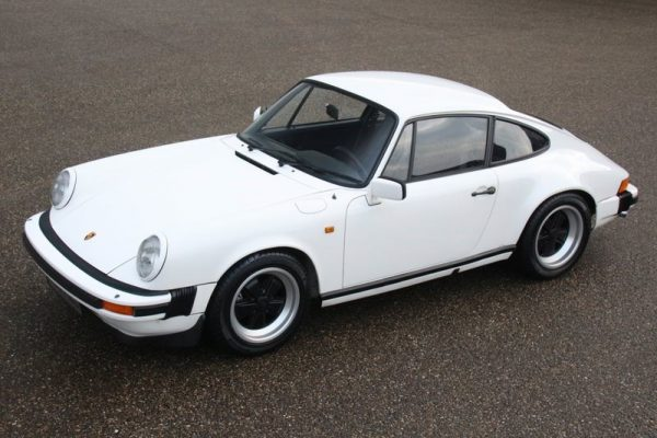 Klassieke elektrische Porsche 911 occasion