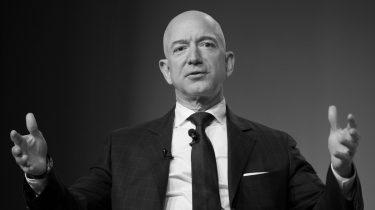 Jeff Bezos, rijkste mensen ter wereld