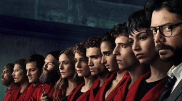 La Casa de Papel seizoen 4 Netflix