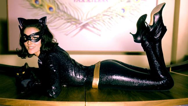 Lee Meriwether, catwoman, sexy, zoe kravitz