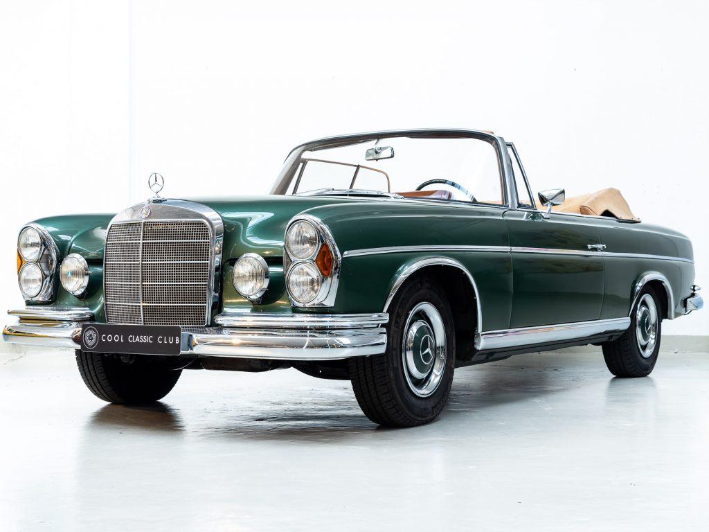 Tweedehands Mercedes-Benz 300SE van Freddy Heineken occasion
