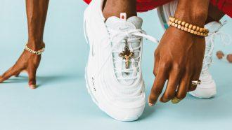 Nike MSCHF Jesus sneaker