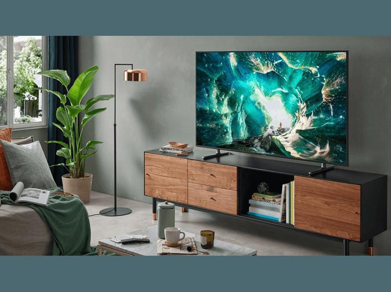 Samsung 4K smart tv met korting bij Mediamarkt