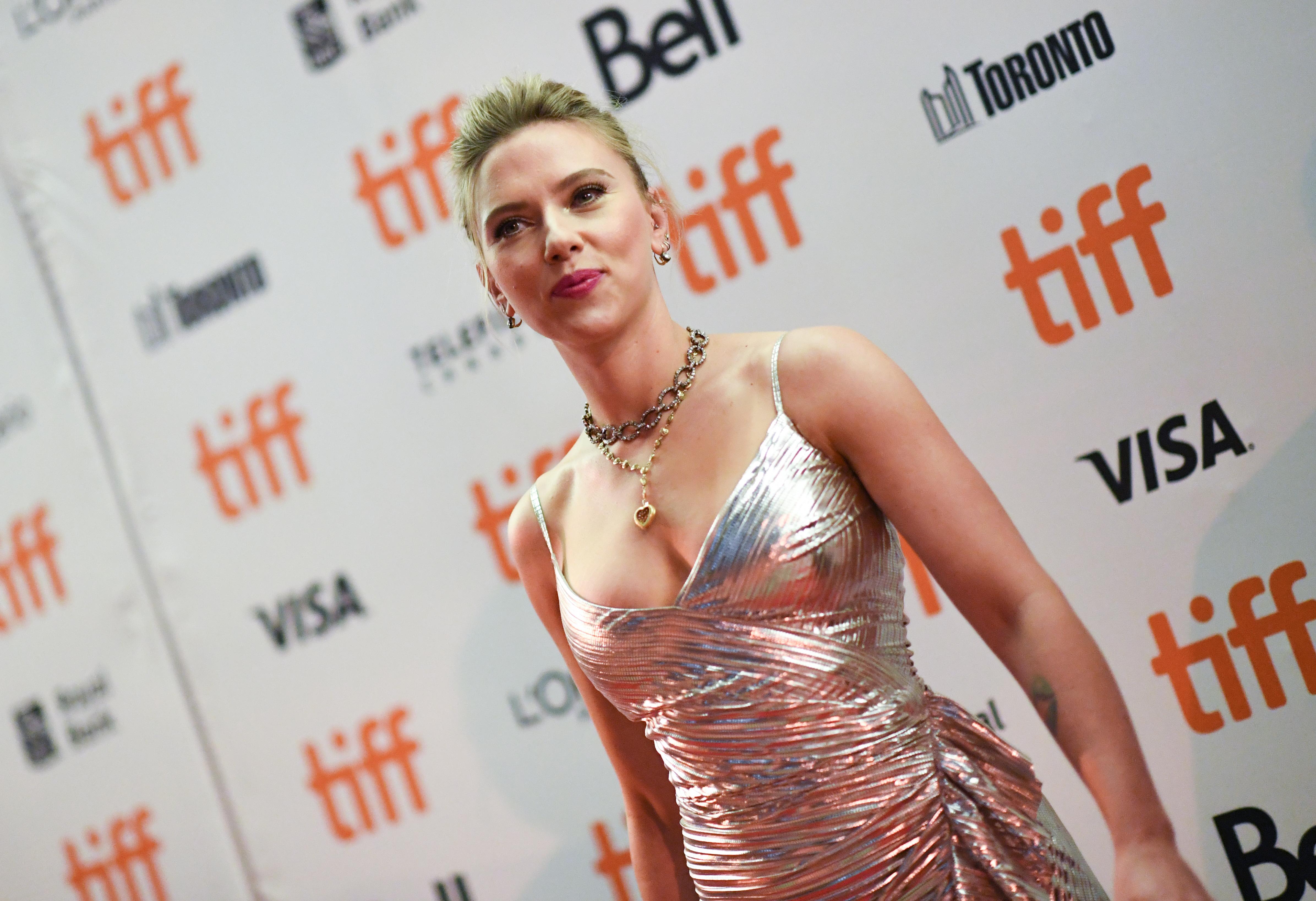 Mooiste vrouwen wetenschap Scarlett Johansson