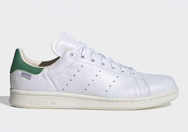 adidas, stan smith, sneakers, gore-tex, 3