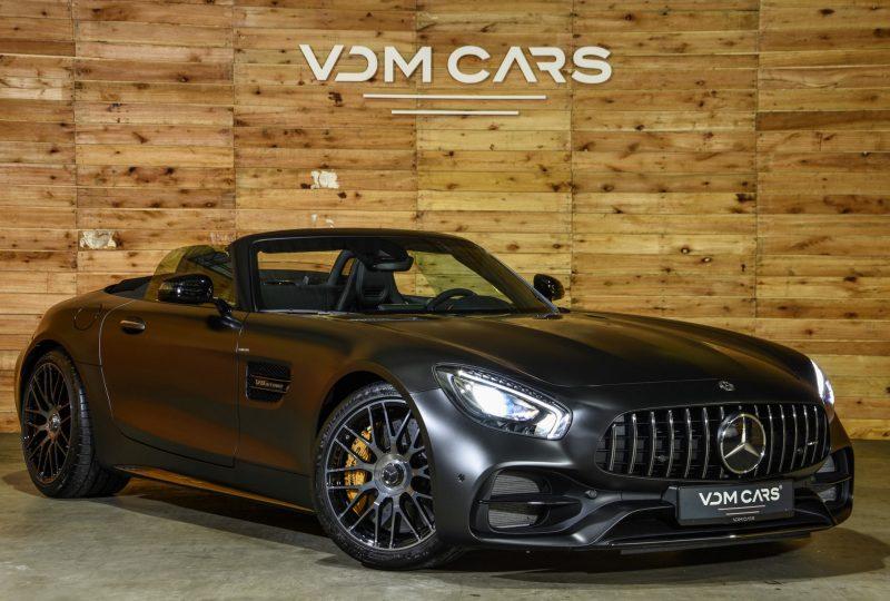 Tweedehands Mercedes-Benz AMG GT Roadster occasion