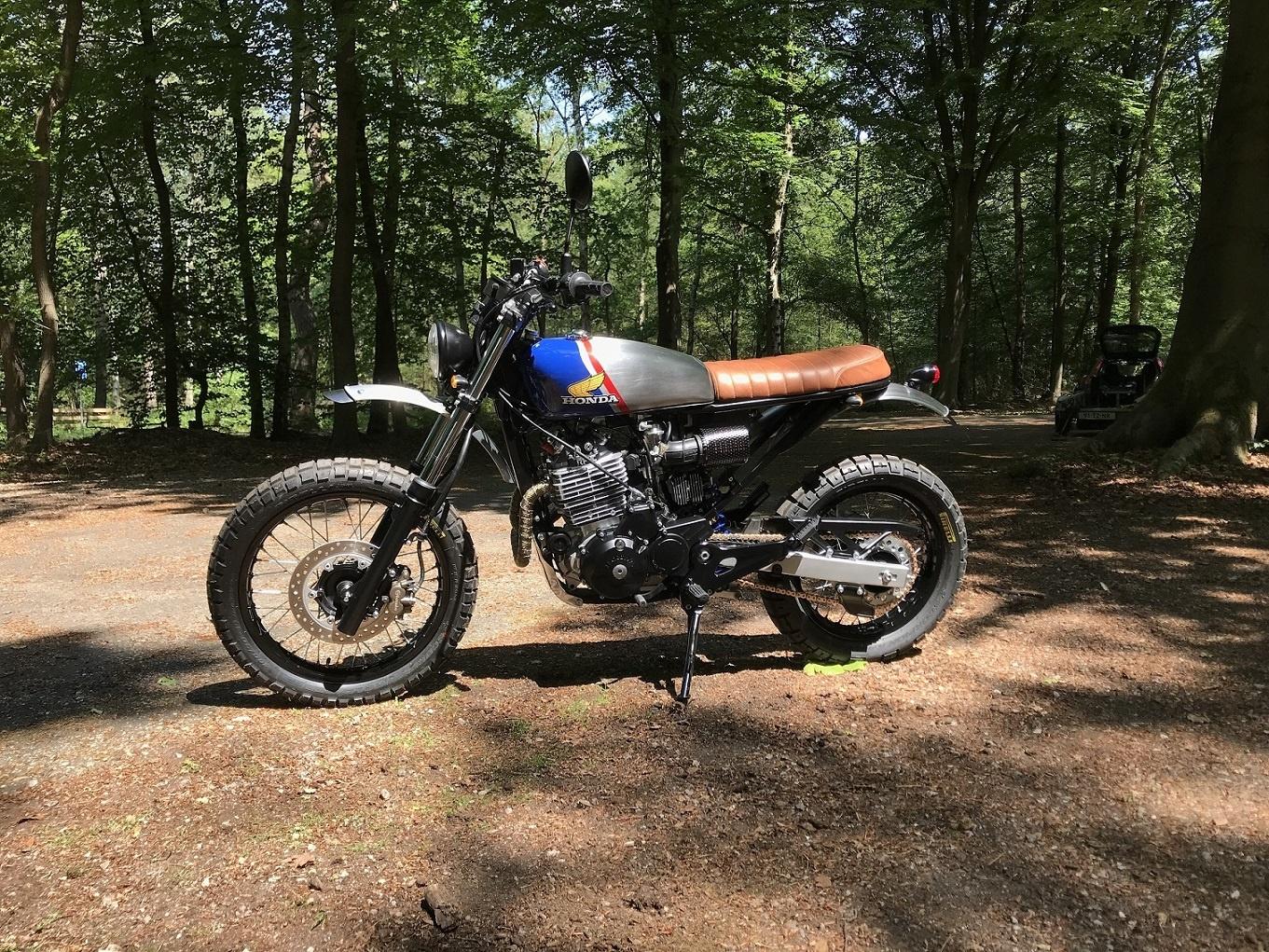 Drie betaalbare custom bikes onder de 7000,-