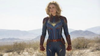 captain marvel, brie larson, vrouwelijke superheld, disney plus