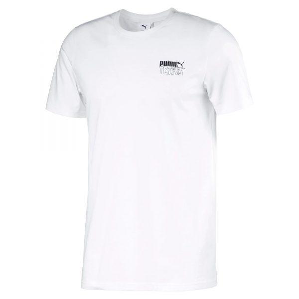 puma x tetris, t-shirt, sneakers, collectie