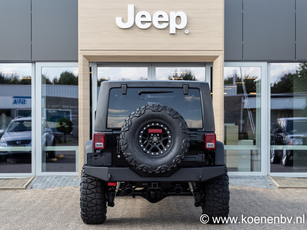 Tweedehands Jeep Wrangler Rubicon occasion