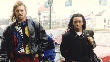looks, nederlandse voetballers, jaren 90, john de wolf, regi blinker