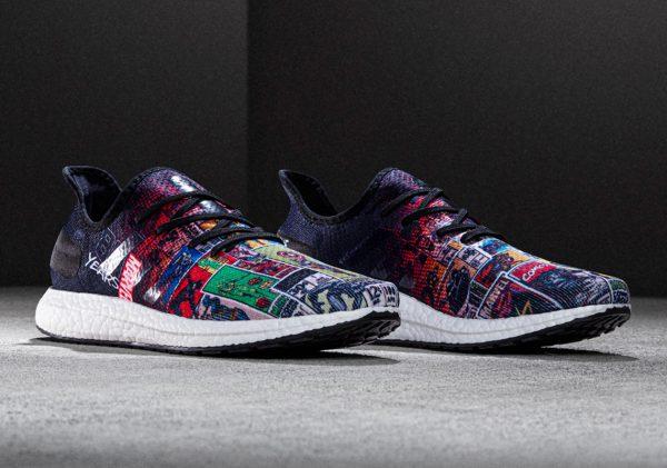 Marvel x Foot Locker x adidas AM 4, sneakers