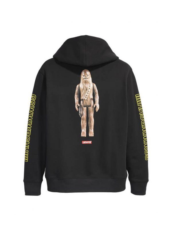 levi's x star wars, collectie, mode, fashion