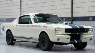 tweedehands, ford mustang shelby, occasion