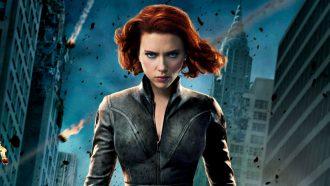 Scarlett Johansson Black Widow Avengers Marvel