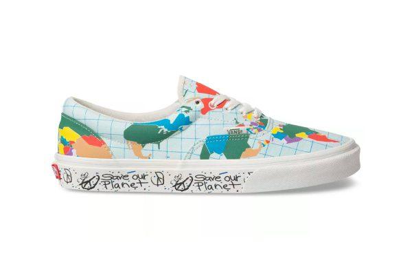 era, vans, save our planet, collectie, sneakers, sk8-hi