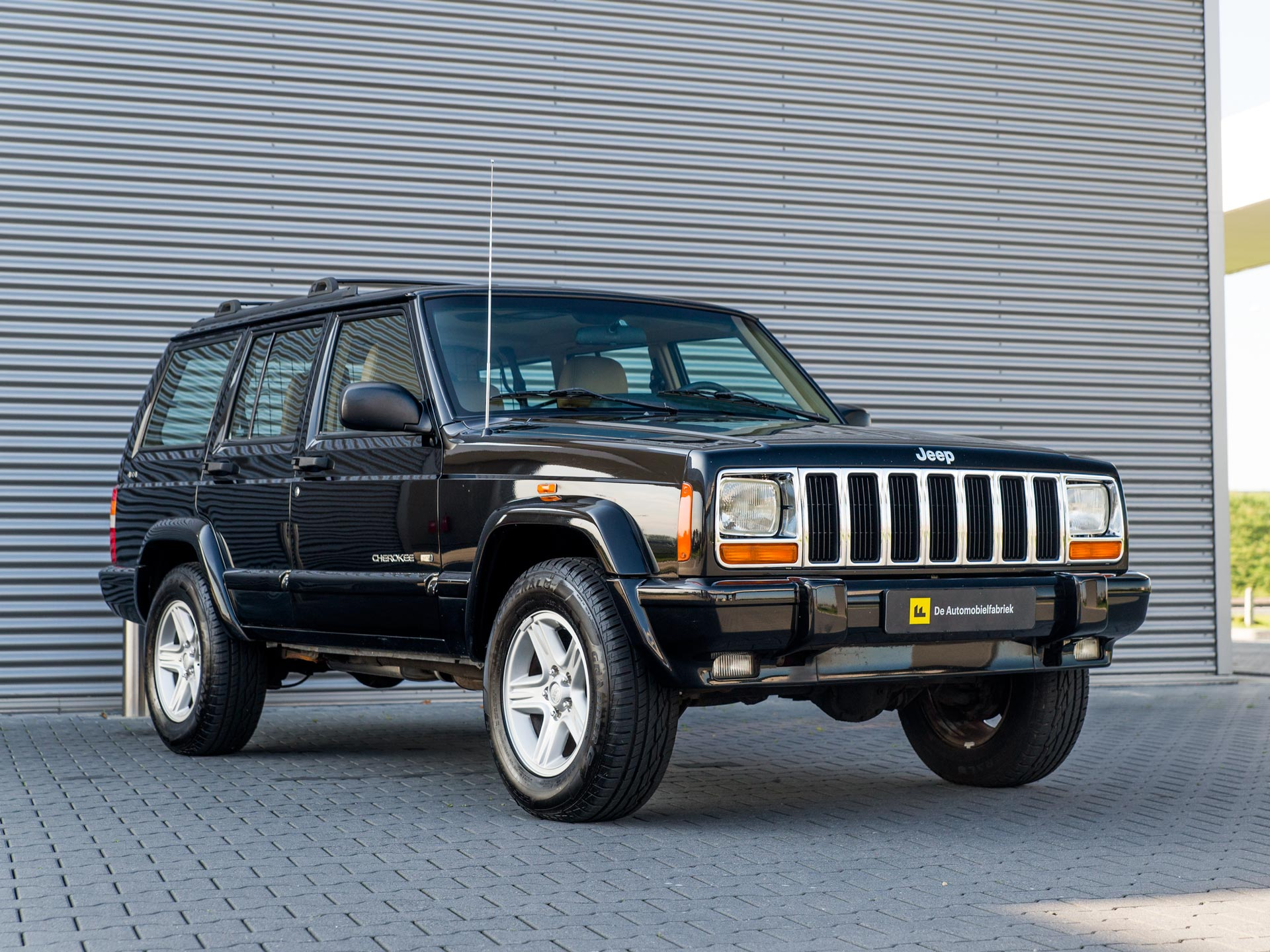 Tweedehands Jeep Cherokee (60th Anniversary) occasion