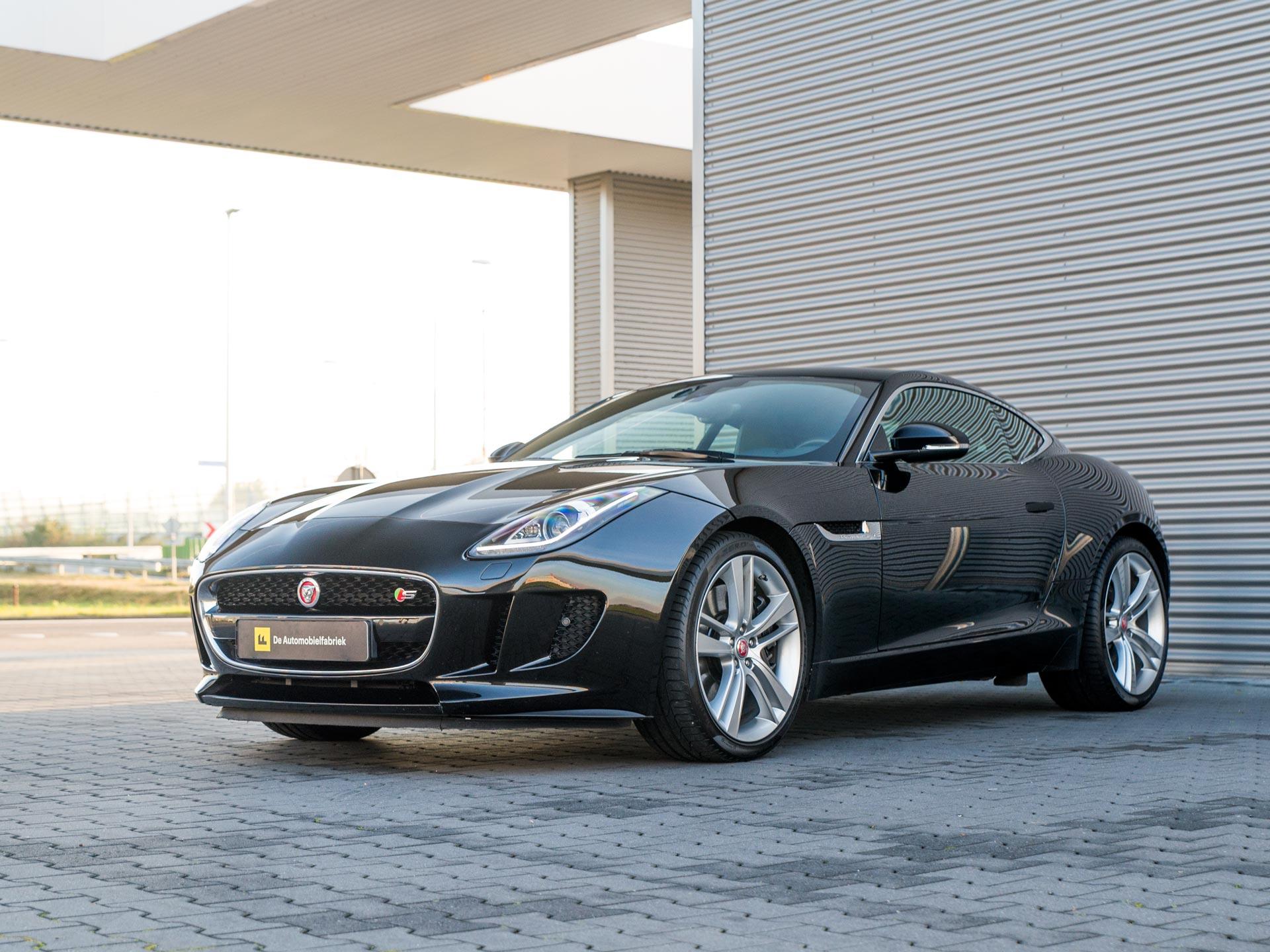 Tweedehands Jaguar F-Type occasion