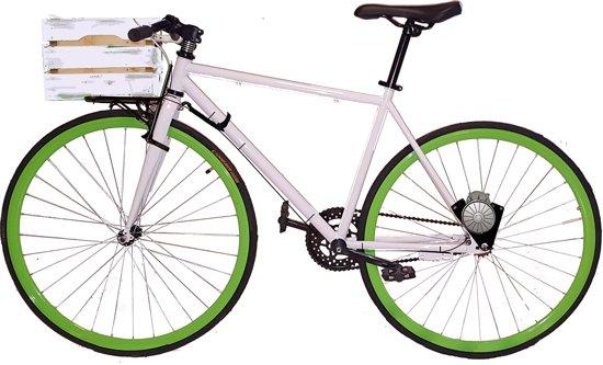 pix-e, e-bike, elektrische fiets, bol.com, stunt