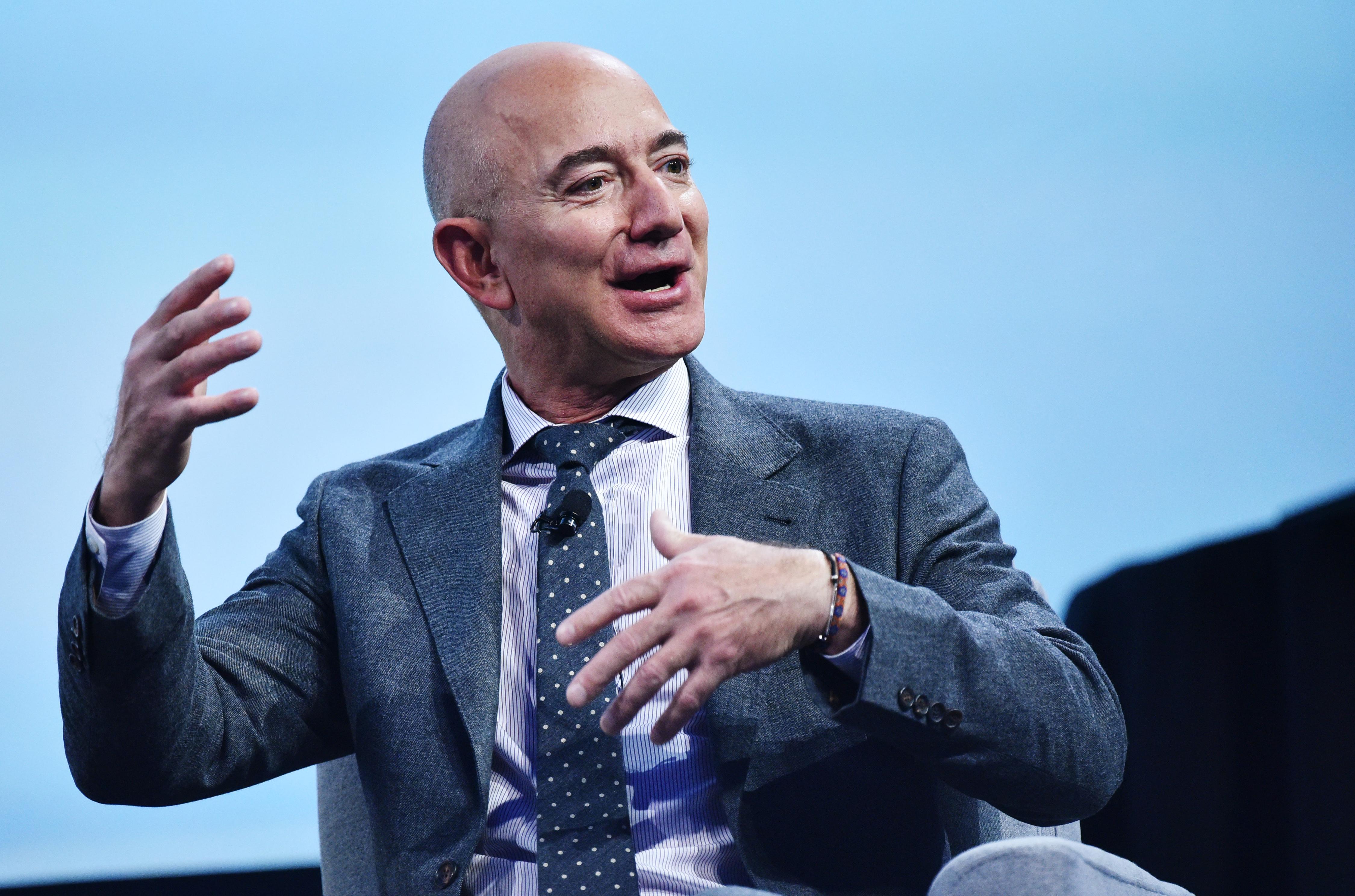jeff bezos, rijkste mensen op aarde, vermogen, rijkste personen ter wereld