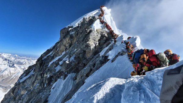 nirmal purja, bergbeklimmer, nepal, record, himalaya, bergen, pieken