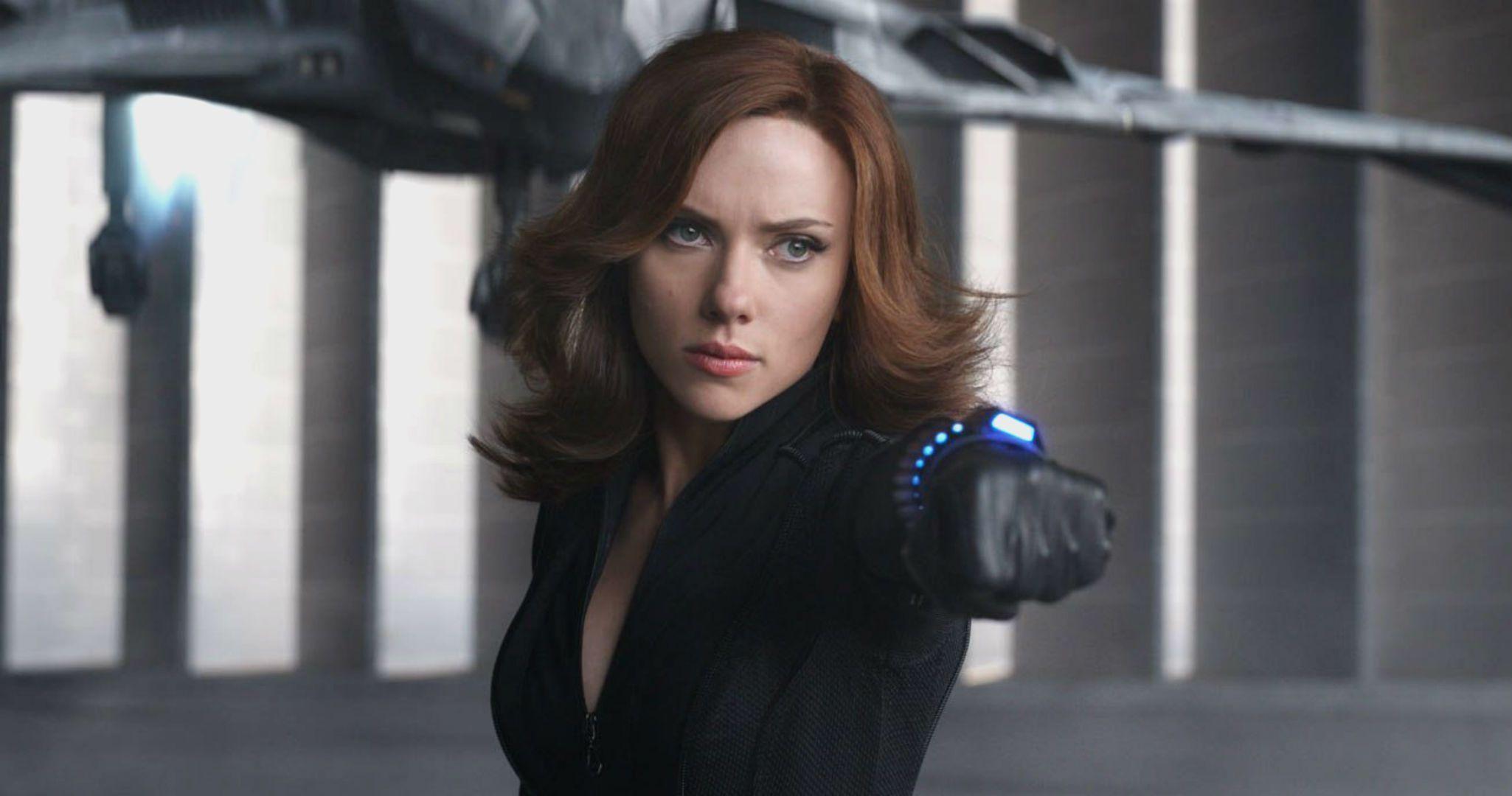 Black Widow Marvel 2020