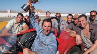 Christian Bale Ford v Ferrari transformatie