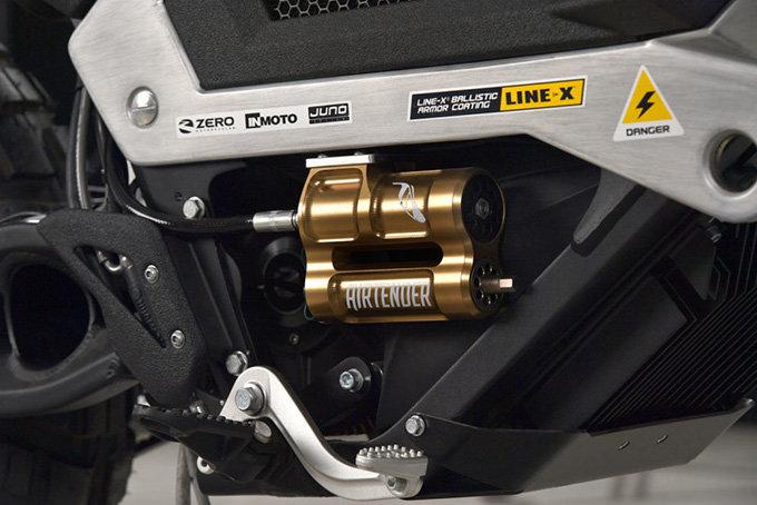 E-Racer Rugged elektrische crossmotor