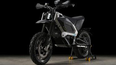 E-Racer Rugged, elektrische crossmotor, militair beest