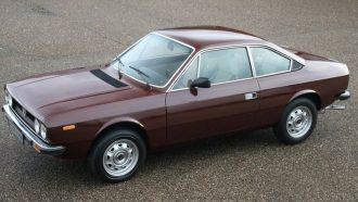 Tweedehands Lancia Beta Coupé occasion