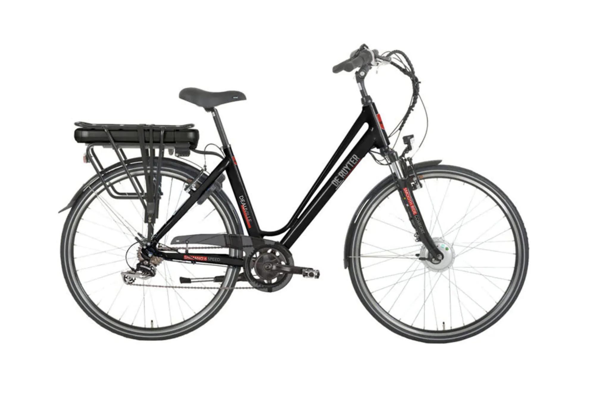 De Ruyter Deauville e-bike, elektrische fiets, black friday, korting, kruidvat