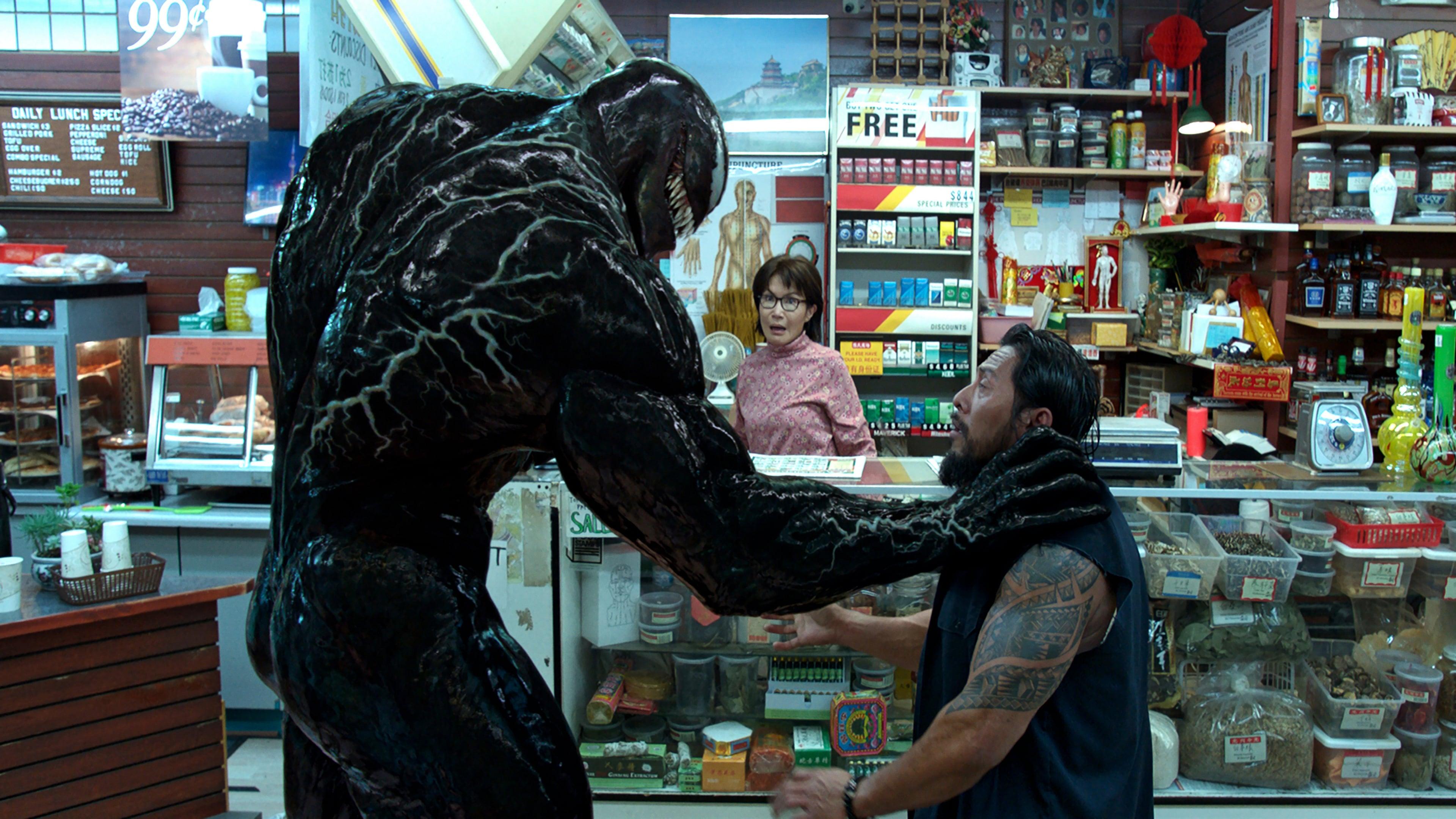 Venom Tom Hardy Marvel