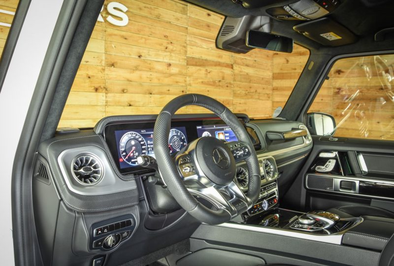 tweedehands Mercedes-Benz G-Klasse occasion