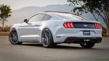 Ford Mustang Lithium eletrisch handgeschakeld