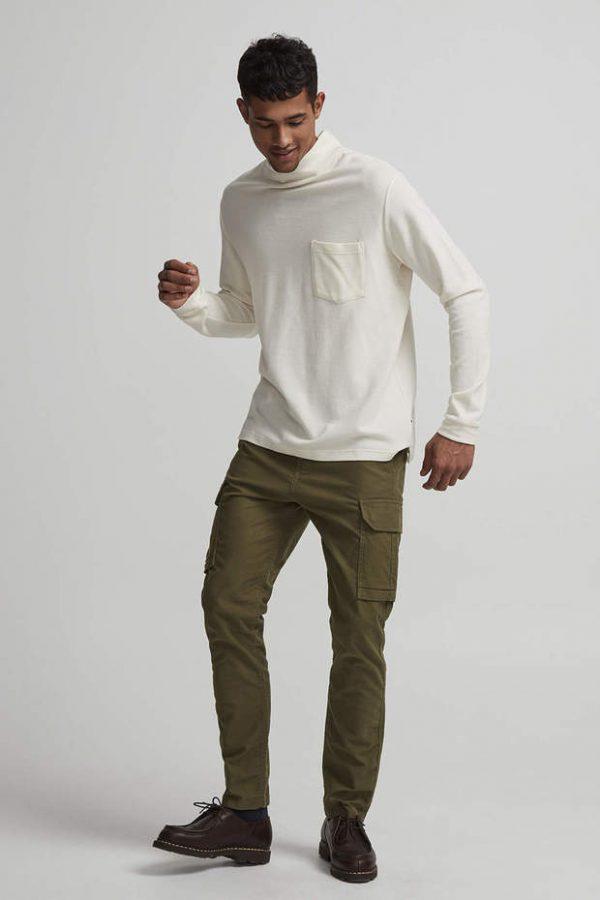 nn07, slim fit, cargo pants, broek met zakken aan de zijkant, trend, stijlvol