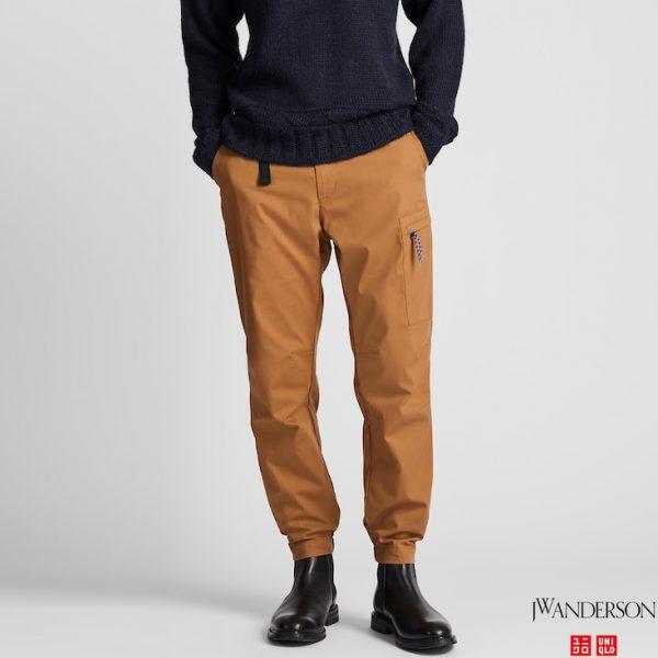 uniqlo, cargo pants, broek met zakken aan de zijkant, stijlvolle, trend
