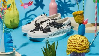 vans, save our planet, collectie, sneakers