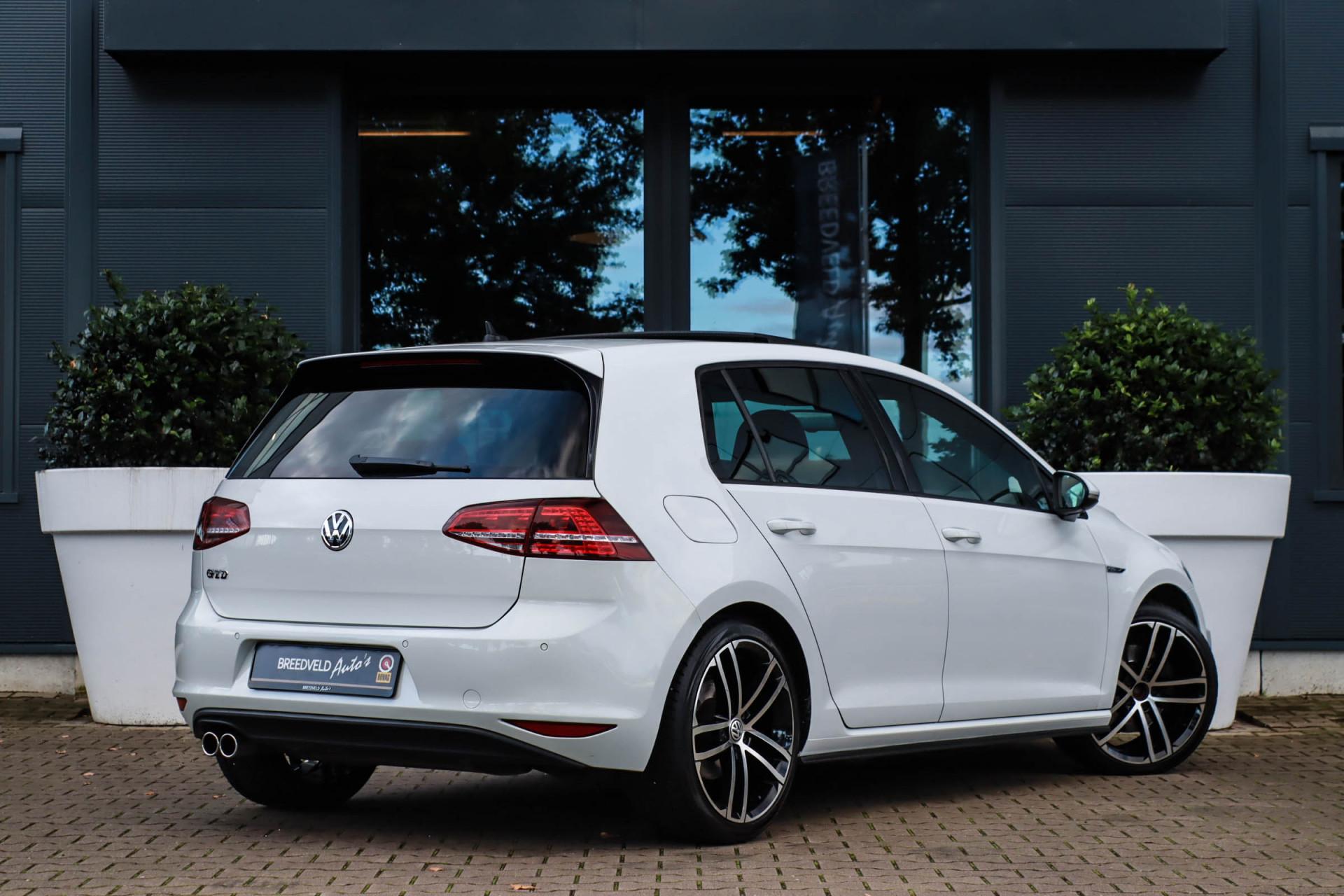 Tweedehands Volkswagen Golf GTD occasion