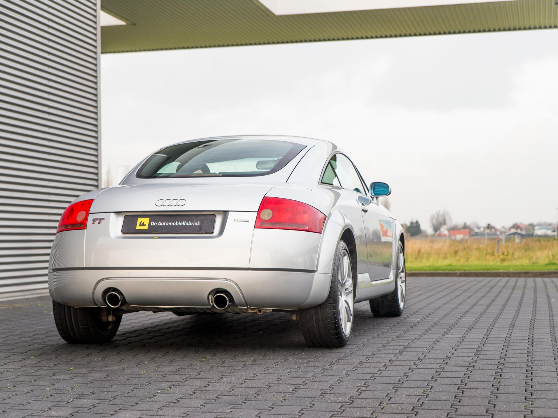 Tweedehands Audi TT occasion