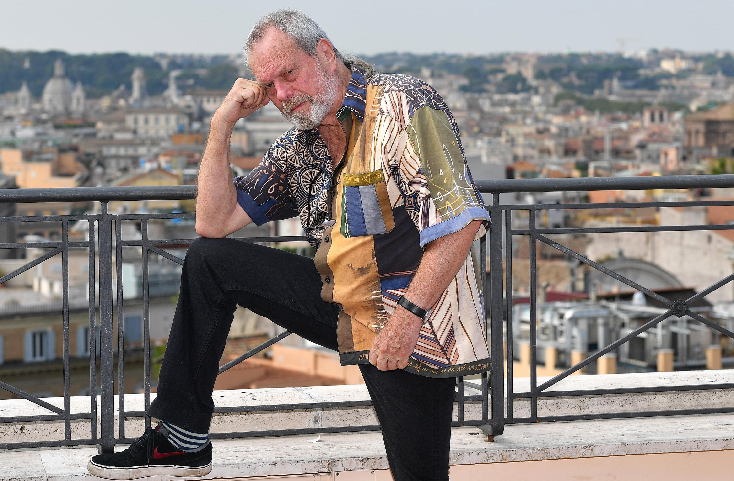 Terry Gilliam Marvel