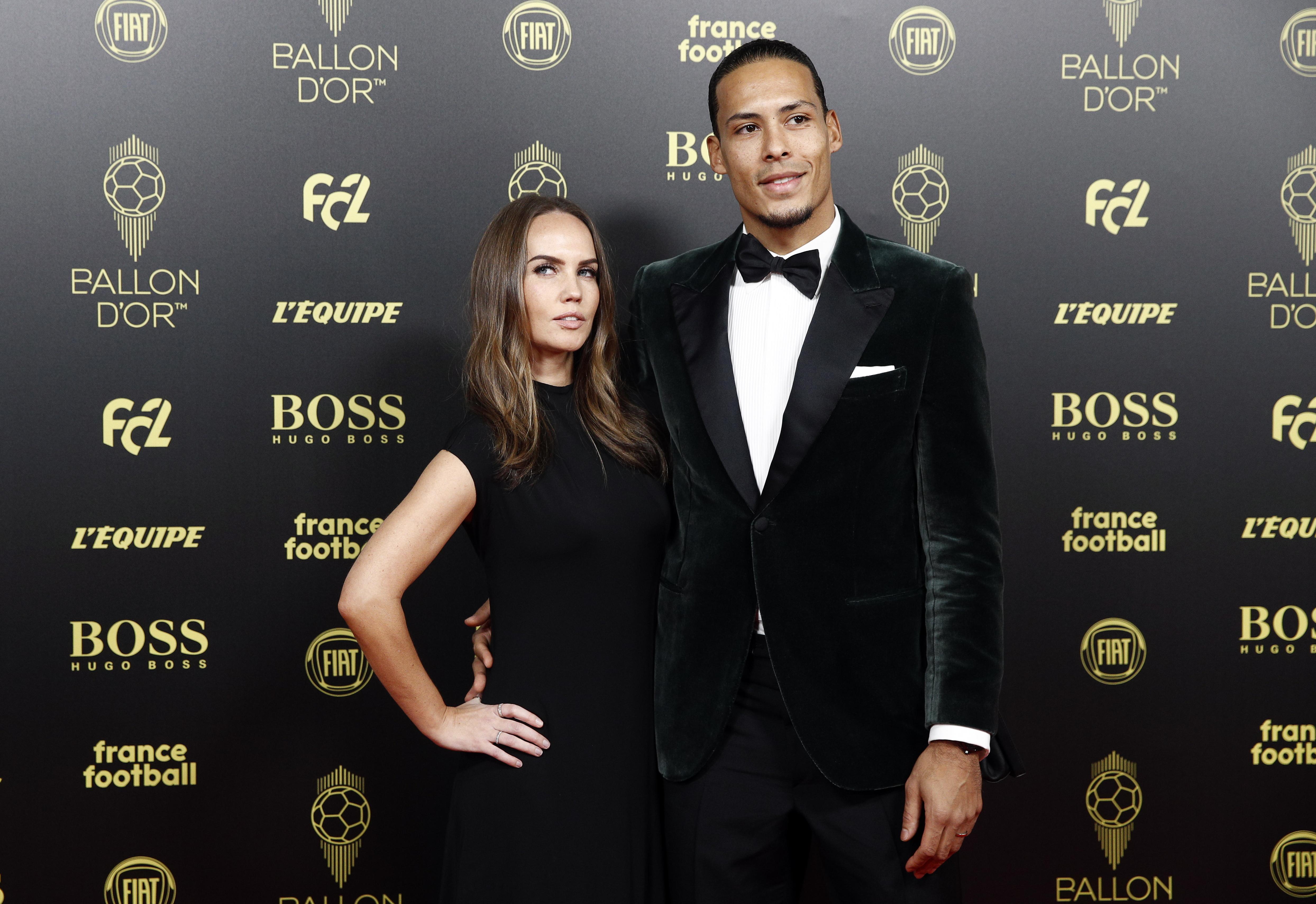 BALLON D'OR gala 2019, best geklede voetballers, virgil van dijk