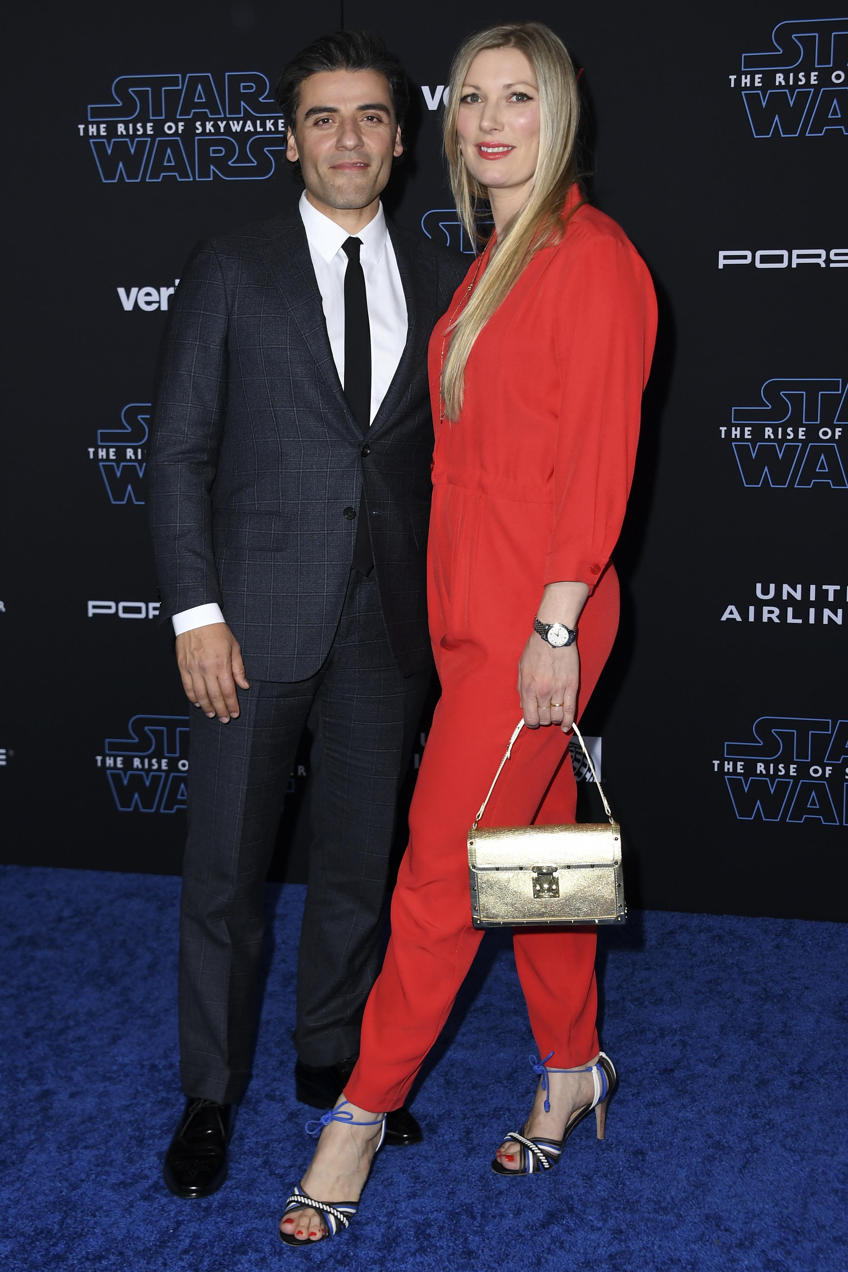 star wars the rise of skywalker, looks, premiere