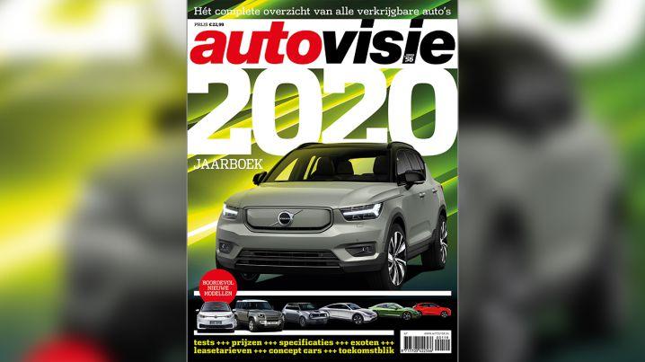 Autovisie Jaarboek 2020