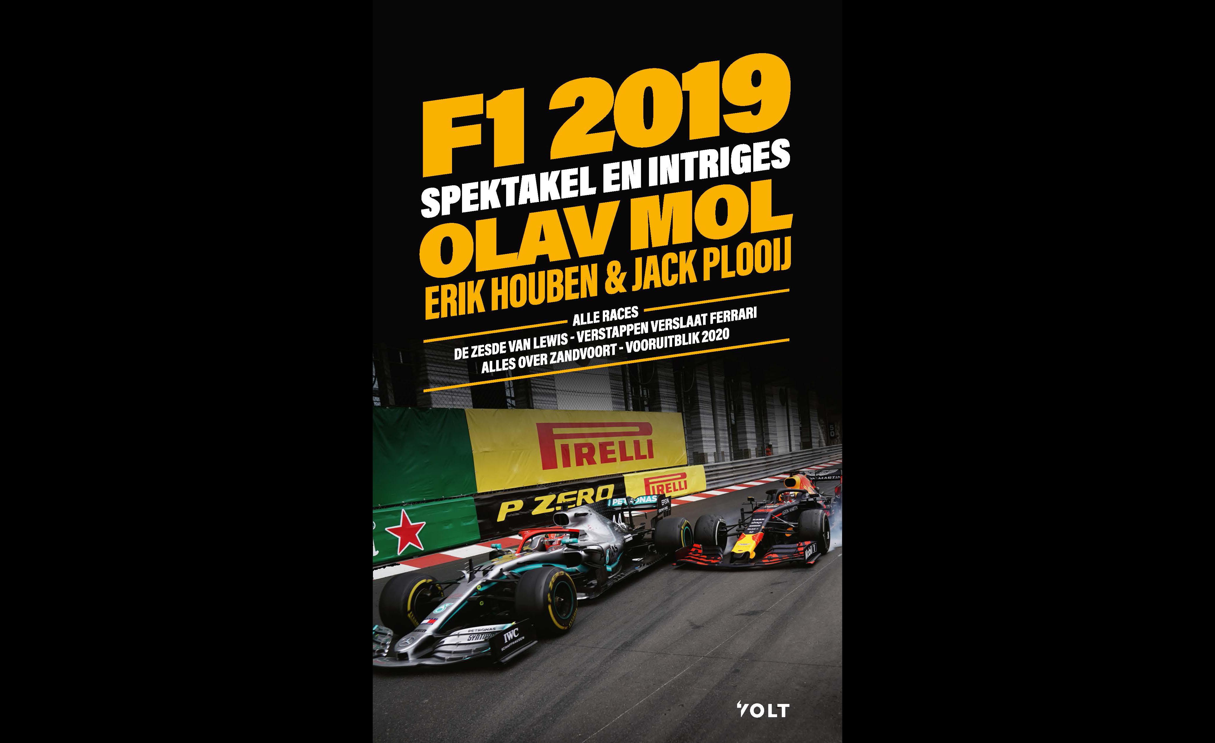 F1 2019 Olav Mol Formule 1